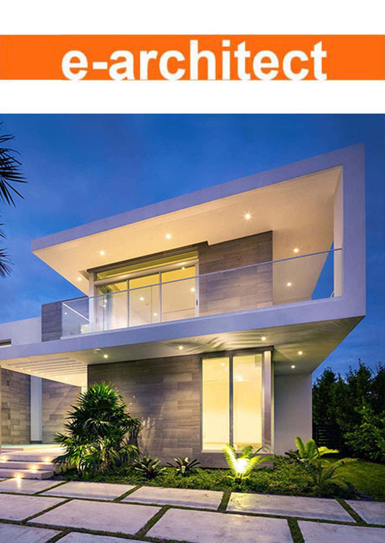e architect april 2020