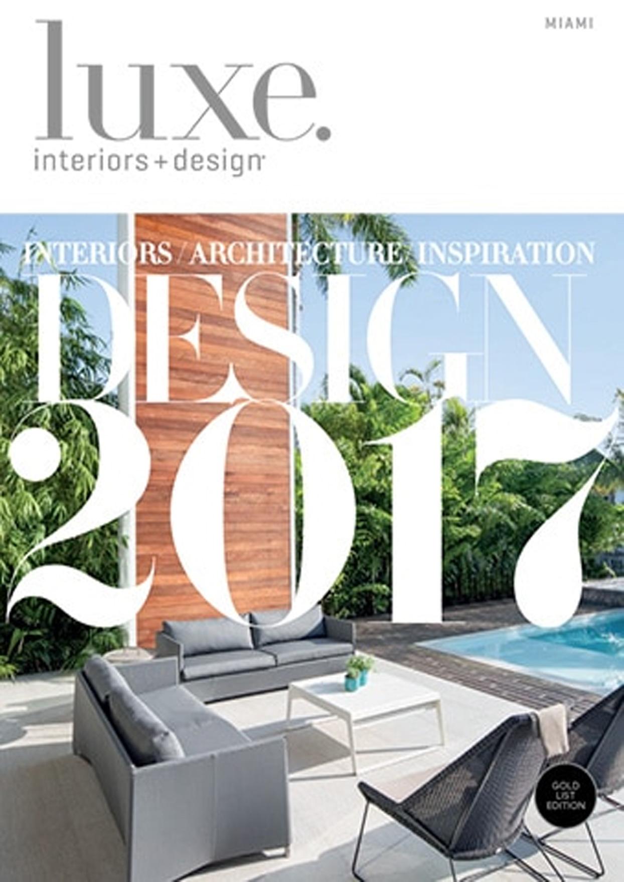 luxe design 2017