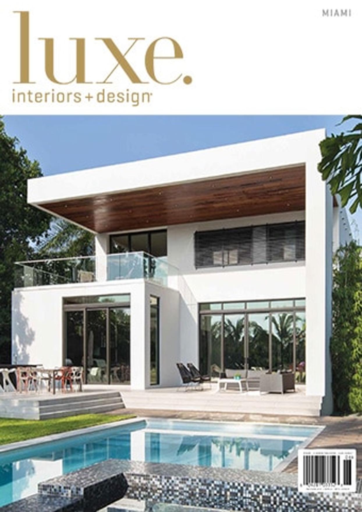 luxe interior and design 2017