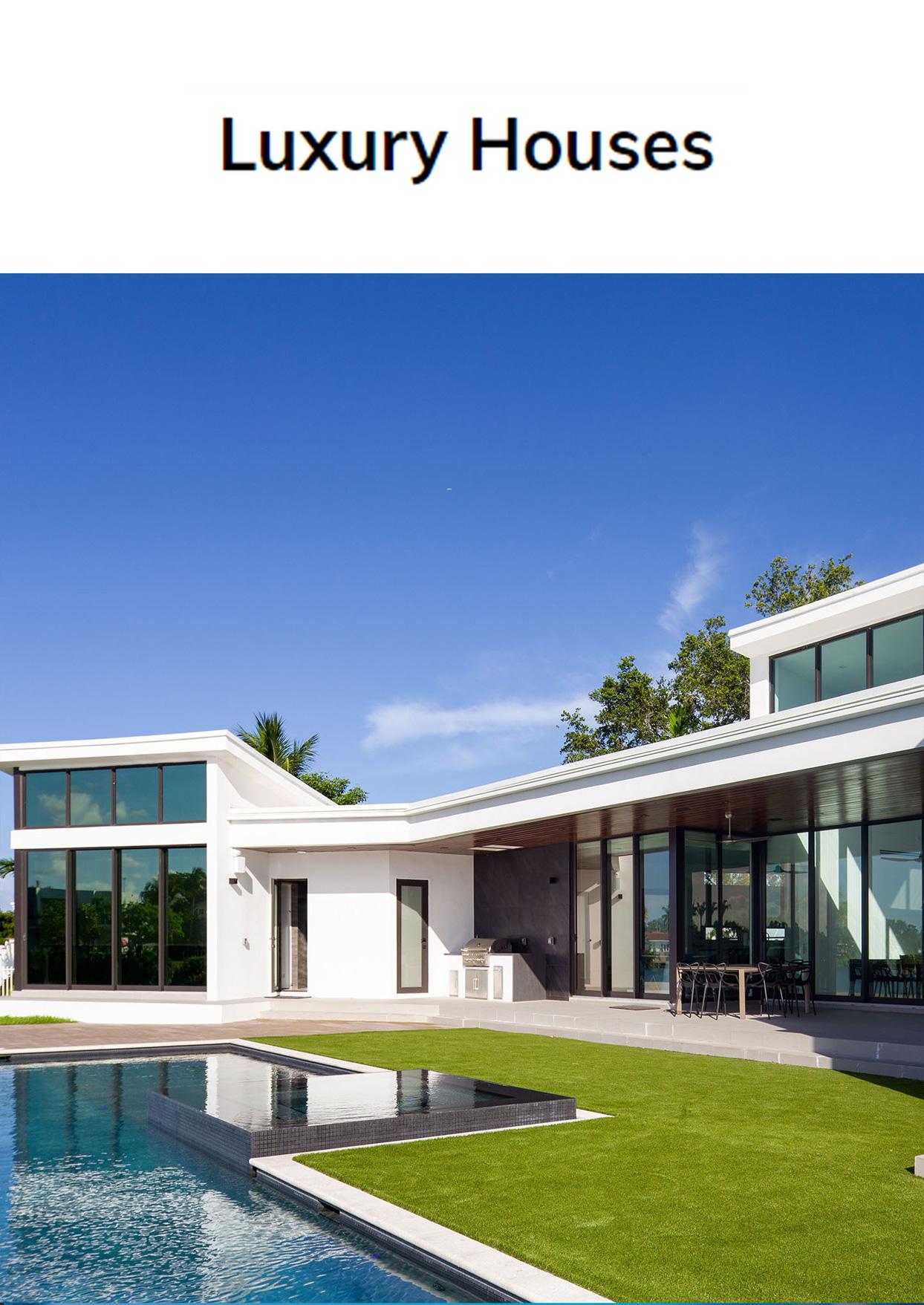 luxury houses june 2020