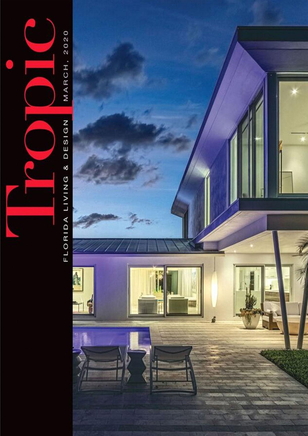 tropic florida living and design