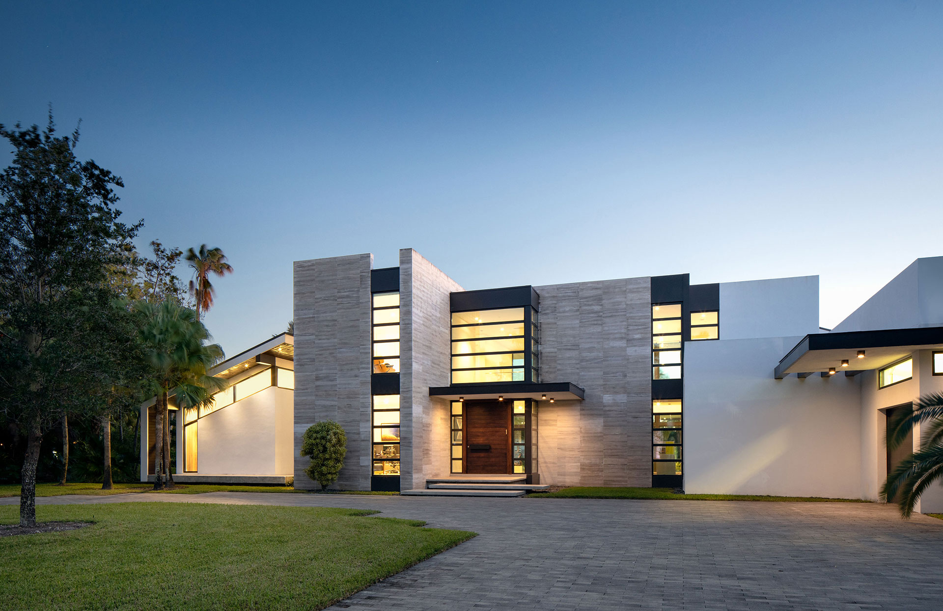 Architecture project in Windmill Ranches, weston