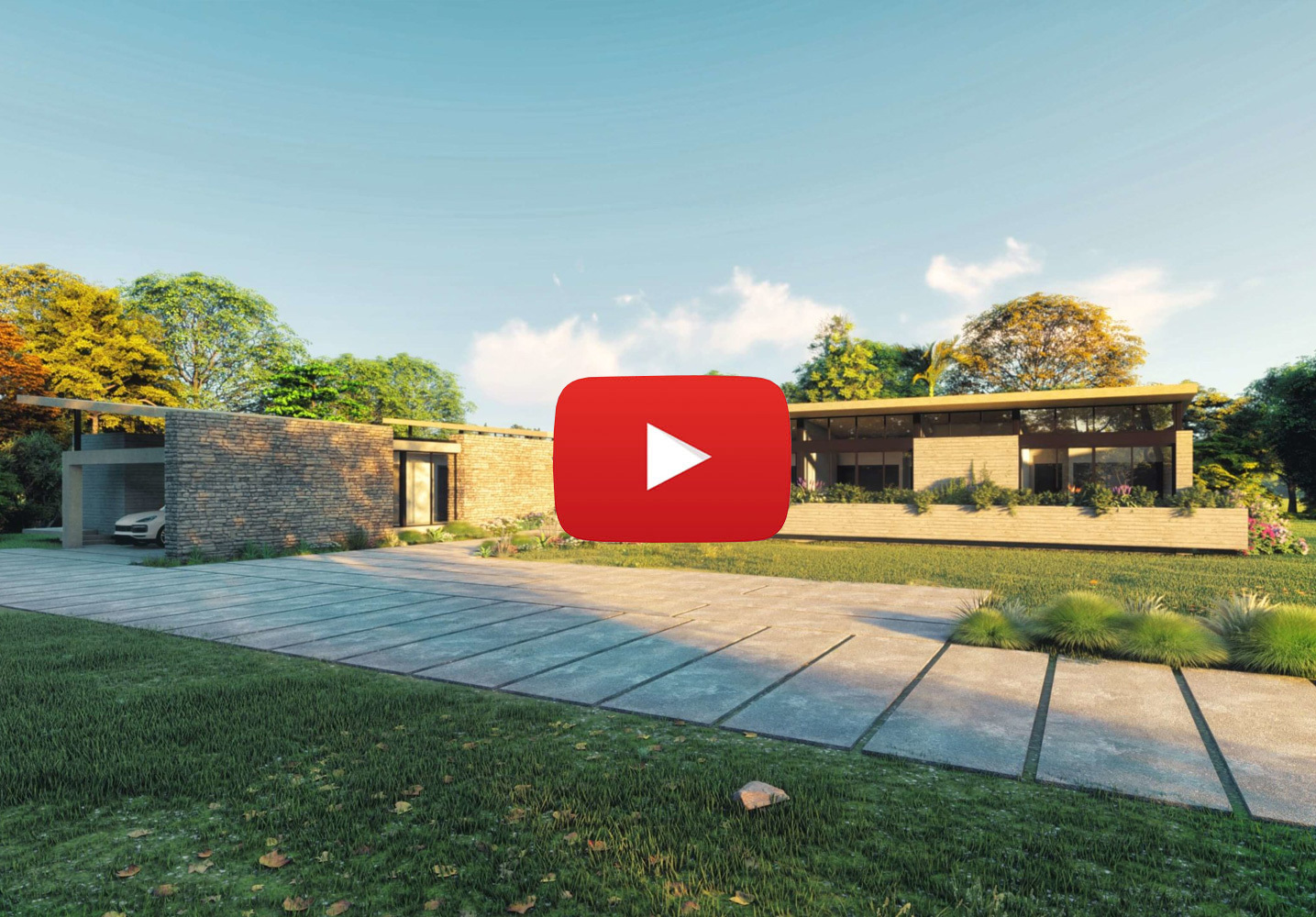 VIDEO: From the drawing board: Teusaca Residence