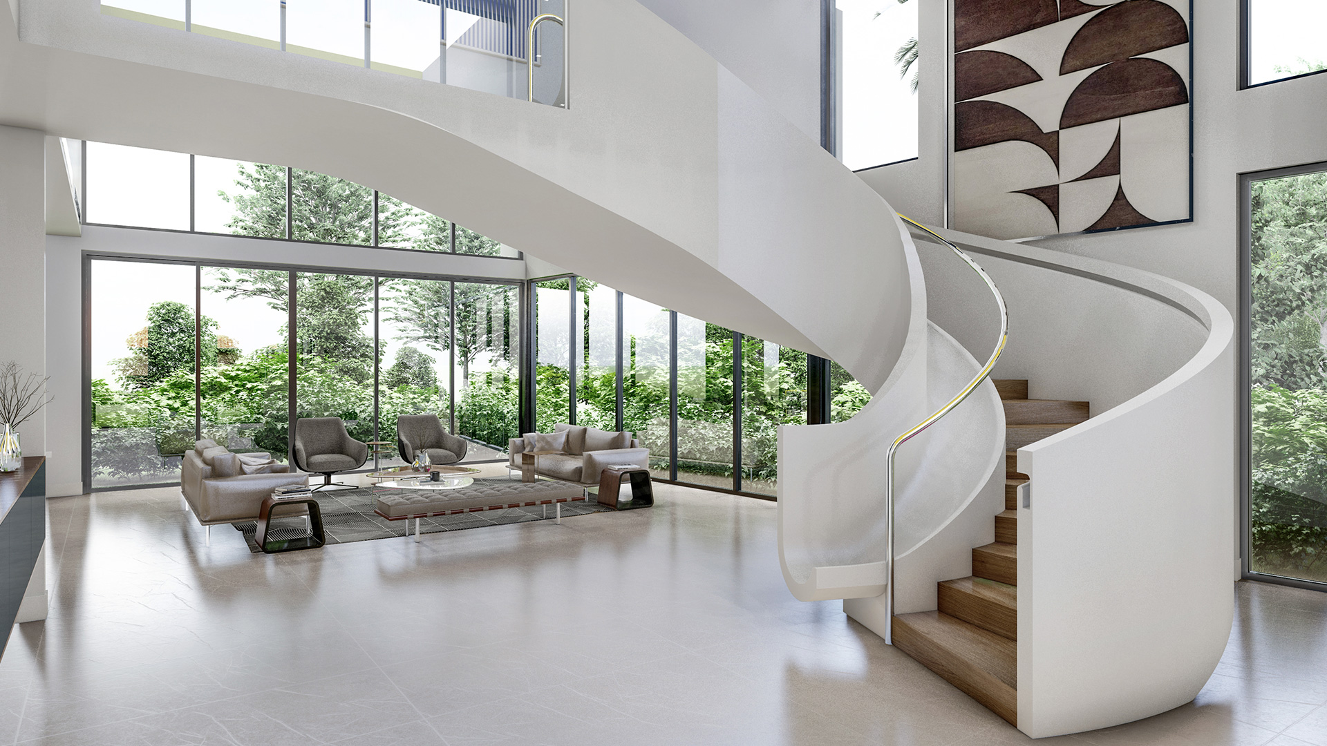 bay point staircase